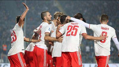 Brescia-Juventus 1-2