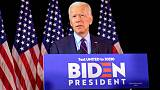 Biden rises in poll as Ukraine scandal unfolds, interest in impeachment drops - Reuters/Ipsos poll