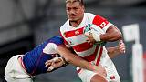 Japan's Lemiki boldly predicts 33-26 win over Ireland