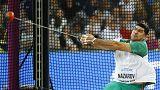 Olympic hammer champion Nazarov handed provisional doping ban
