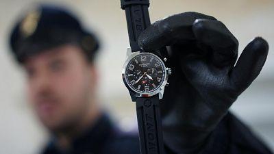 Rapinatori di Rolex a Milano, presi