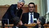 Swiss parliament re-elects attorney general Lauber amid FIFA scandal