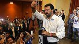 M5S, Salvini, presto passaggi a Lega