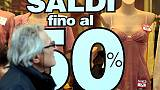 Sequestrate 255mila scarpe a Roma