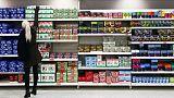 UK retail sales fall less fast in September - CBI