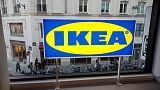 IKEA's online sales surge 43%