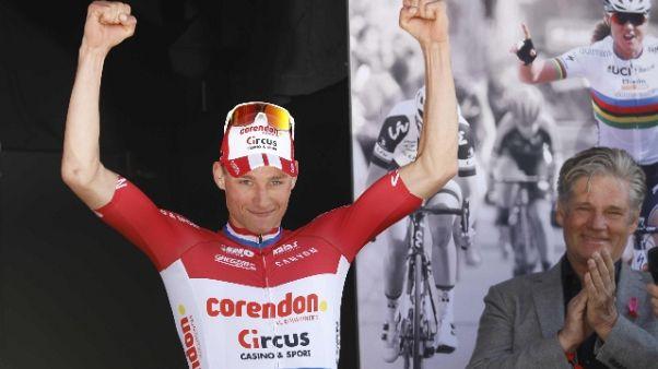 Ciclismo:Mondiali,Snai vede Van der Poel