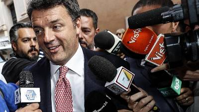 Renzi, arriveremo a 50 parlamentari
