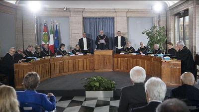 Norma giudice di pace alla Consulta