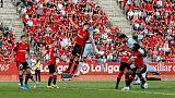 Costa ends goal drought in Mallorca as Atletico go top
