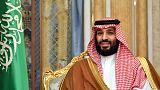 Saudi crown prince spoke with U.S. Secretary of Defense on troop deployment - state news agency