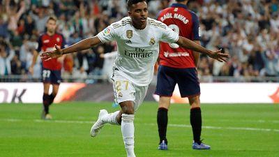 Liga: squadre Madrid ok, guida il Real