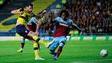 Zabaleta apologises for West Ham humbling at Oxford