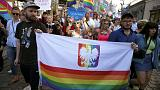 Pride parades in Poland prove flashpoint ahead of general election
