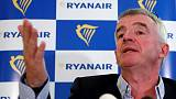 Ryanair not interested in buying Thomas Cook airlines