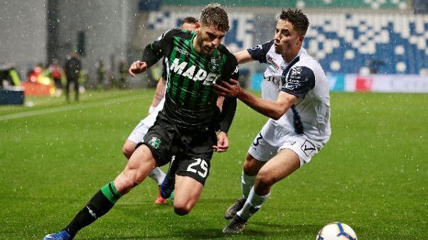 Giudice Serie B: 4 fermati,Maleh 2 turni