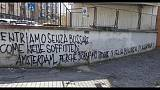 A Roma altra scritta contro Anna Frank