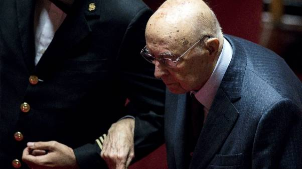 Napolitano, Chirac si scusò per Zidane