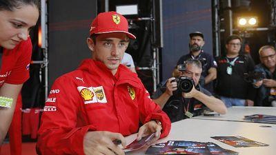 F1: Leclerc, a Singapore ho esagerato