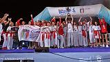 Ecco finali Trofeo Coni Kinder+Sport