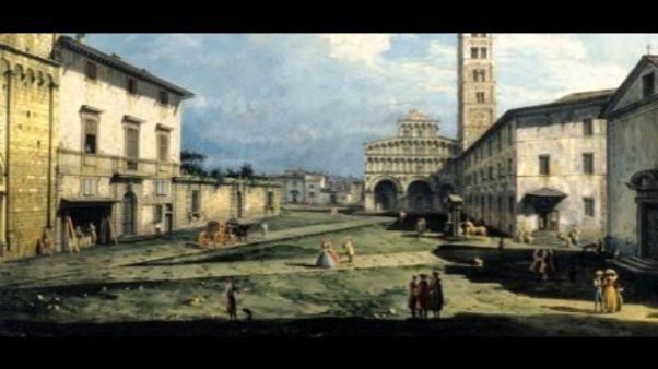 Le vedute di Bellotto a Lucca