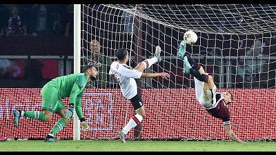Torino-Milan 2-1