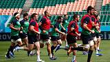 Ireland's double-jobbing Feek wary of Japanese scrum threat