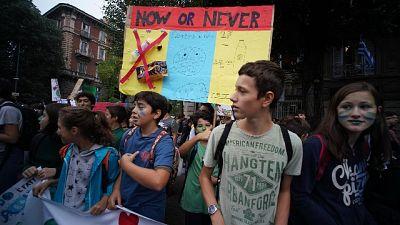 Clima: Milano, governo tagli il fossile