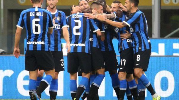 Uefa, settore giovanile Inter numero uno