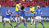 Calcio: azzurre a Benevento e C.Sangro