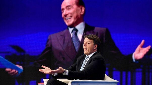 Renzi, dubito di accuse a Cav su stragi