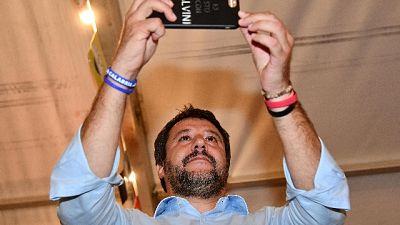 Clima: Salvini, rispetto i ragazzi