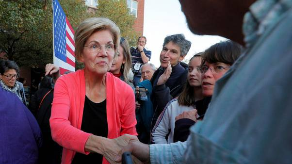 Democratic presidential candidate Warren beefs up anti-corruption plan