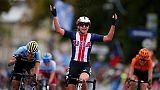 Ciclismo: agli Usa anche oro donne jr