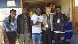 Elemosiniere del Papa in ghetti foggiani