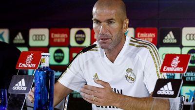 Derby Madrid è anche Zidane vs Simeone