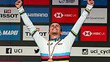 Ciclismo: oro a Battistella under 23