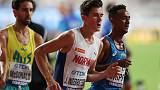 Youngest Ingebrigtsen brother disqualified from 5,000 metres