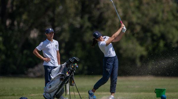 Golf, 2 bronzi Italia a Mondiali U18
