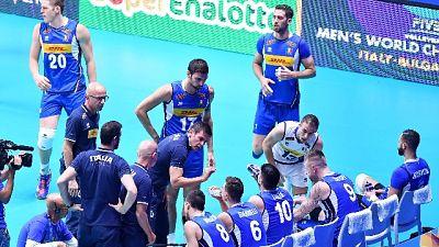 Volley: da martedì la World Cup