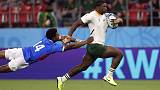 Brutal Boks show power but little finesse to crush Namibia