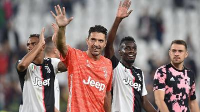 Buffon record presenze in club, sono 903