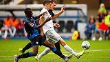 Bayern edge Paderborn 3-2 to go top, Leipzig slip up