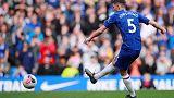Jorginho, Willian earn Chelsea first home league win