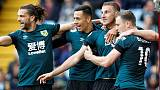 Burnley fight back twice to draw 2-2 at Villa