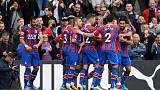 Rock-solid Palace earn 2-0 home win over Norwich