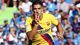 Barcelona beat Getafe to end struggles on the road