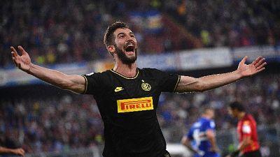 Serie A: Sampdoria-Inter 1-3