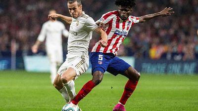 Derby Madrid senza reti,Barcellona vince