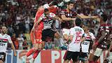 League leaders Flamengo draw 0-0 at home to Sao Paulo